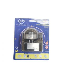 DETECTOR MOVIENTO RS8  NEGRO 270100430 ByP